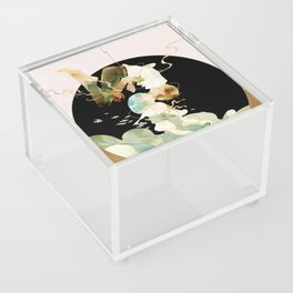 in other words, hold my hand Acrylic Box