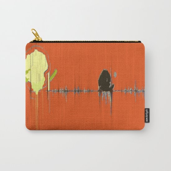 Abstracts Tango Carry-All Pouch