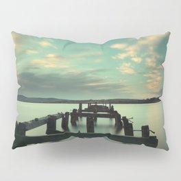 Fahan Pier at Sunrise Pillow Sham