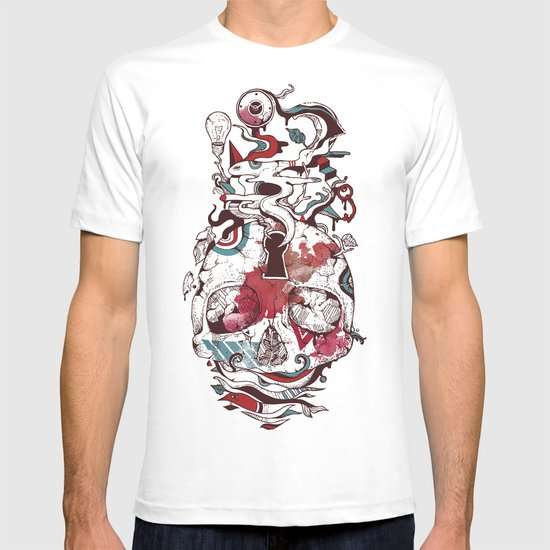 Landscape of an Open Mind T-shirt