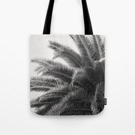 Palm Tree Majesty Tote Bag