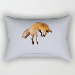 Lowpoly Fox Rectangular Pillow
