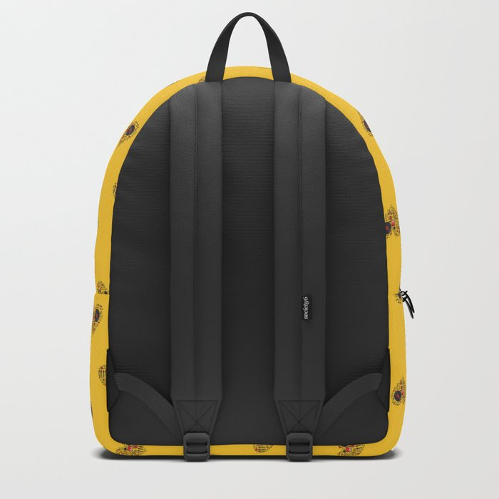 Music in every heartbeat Backpack