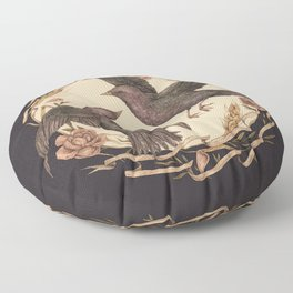 Starlings Floor Pillow