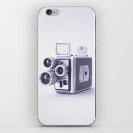 Vintage Camera 16mm iPhone Skin