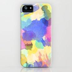 Watercolor I Slim Case iPhone (5, 5s)
