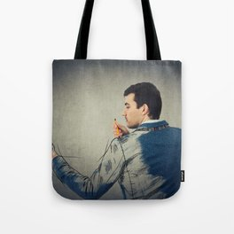 draw yourself Tote Bag