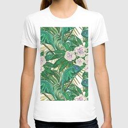 Chameleons and Camellias T-shirt