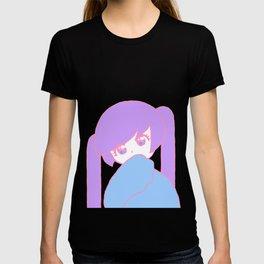 Anime Pastel Girl T-shirt