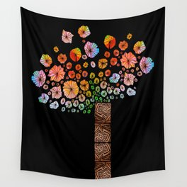 Tree Wall Tapestry