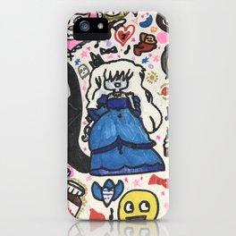 Pop Swag Too iPhone Case