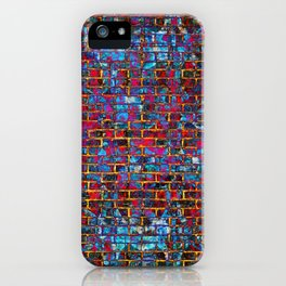 Grunge Wall One iPhone Case
