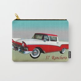57 Ranchero Carry-All Pouch