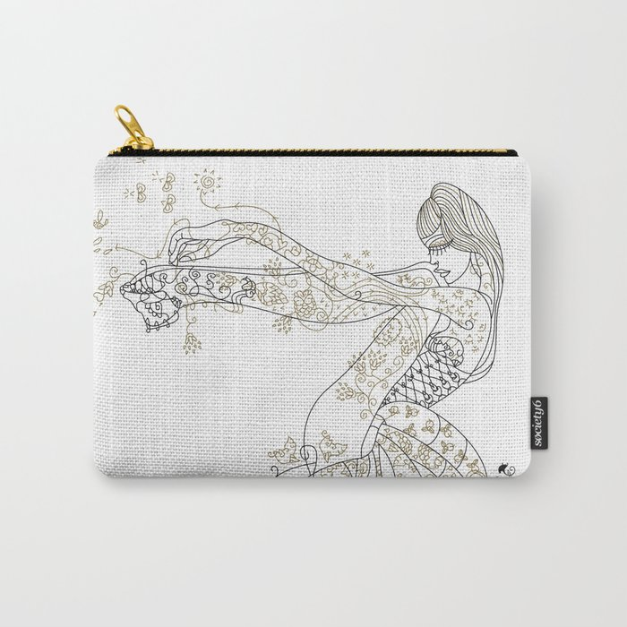 Shoona Carry-All Pouch