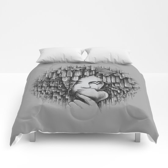 The Big Apple Comforters