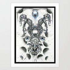 Alpha And Omega Kingdom Come Art Print