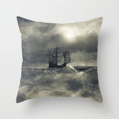 Chapter III Throw Pillow