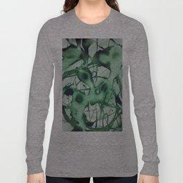 Emerald Smoke  Long Sleeve T-shirt