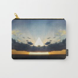 Abstract Environment 03: Volcano Carry-All Pouch