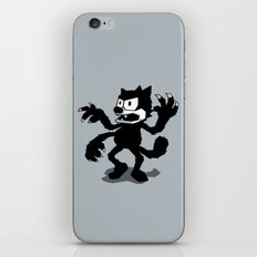 Cartoon Rejects Subject: Cat iPhone & iPod Skin