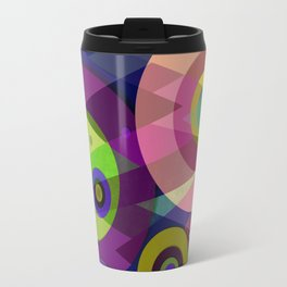 Abstract #512 Travel Mug
