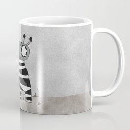 Grey Mummynimal Coffee Mug