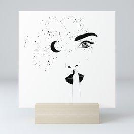 Shh Mini Art Print