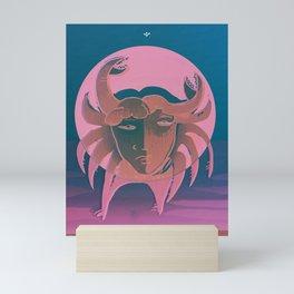 The Crab Mini Art Print
