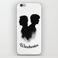 winchester iPhone & iPod Skins featuring Winchester by H | starhalos
