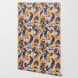 Paradise Birds II. Wallpaper