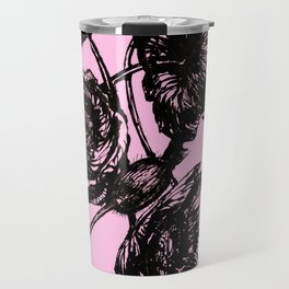 Poppies In Bloom Travel Mug