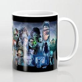 Classic Horror Movies Coffee Mug