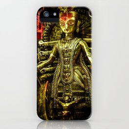 Tribal Mother iPhone Case