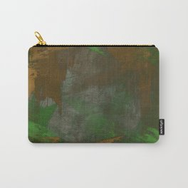 Camo Abstract Carry-All Pouch
