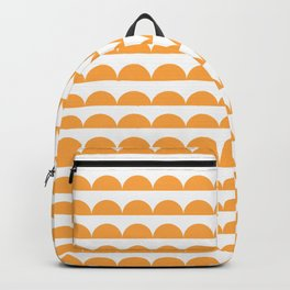 BREE ((funky orange)) Backpack