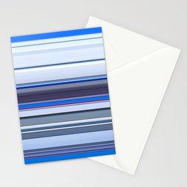 Metalic Italic Stationery Cards