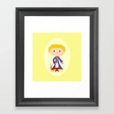Petit Prince Framed Art Print