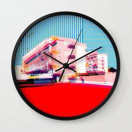 Bauhaus · Das Bauhaus 6 Wall Clock