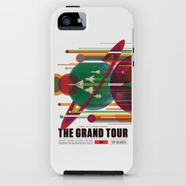 The Grand Tour iPhone Case