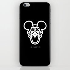 Mickey Duck iPhone & iPod Skin