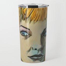 Leeloo Noir Travel Mug