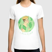 cassandra jean T-shirts featuring Jean by Lena Lang