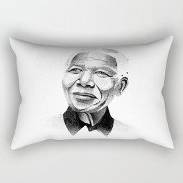 Nelson Mandela Rectangular Pillow