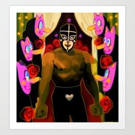cosmico Art Print