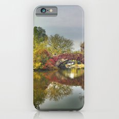 Fall at Central Park 2 iPhone 6s Slim Case