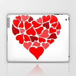 Hearty McHeartface Laptop & iPad Skin