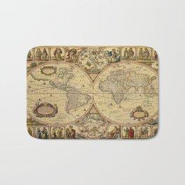 The puzzled world Bath Mat