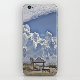 Cloud Merge iPhone Skin