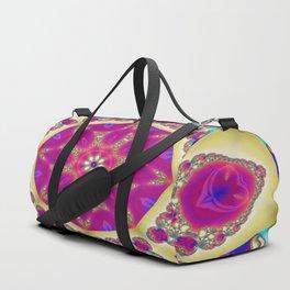 Guardians Of The Void Mandala 10 Duffle Bag