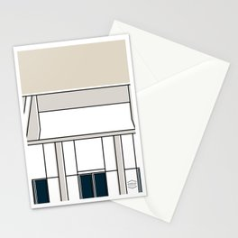 Planetario Humboldt -Detail- Stationery Cards